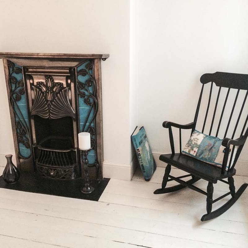 Bringing out the tranquil turquoise colour schemes and colour therapy what more could you ask for !