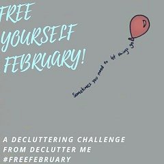 Join the Decluttering Challenge
